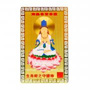 Card Dragon fata bg alb
